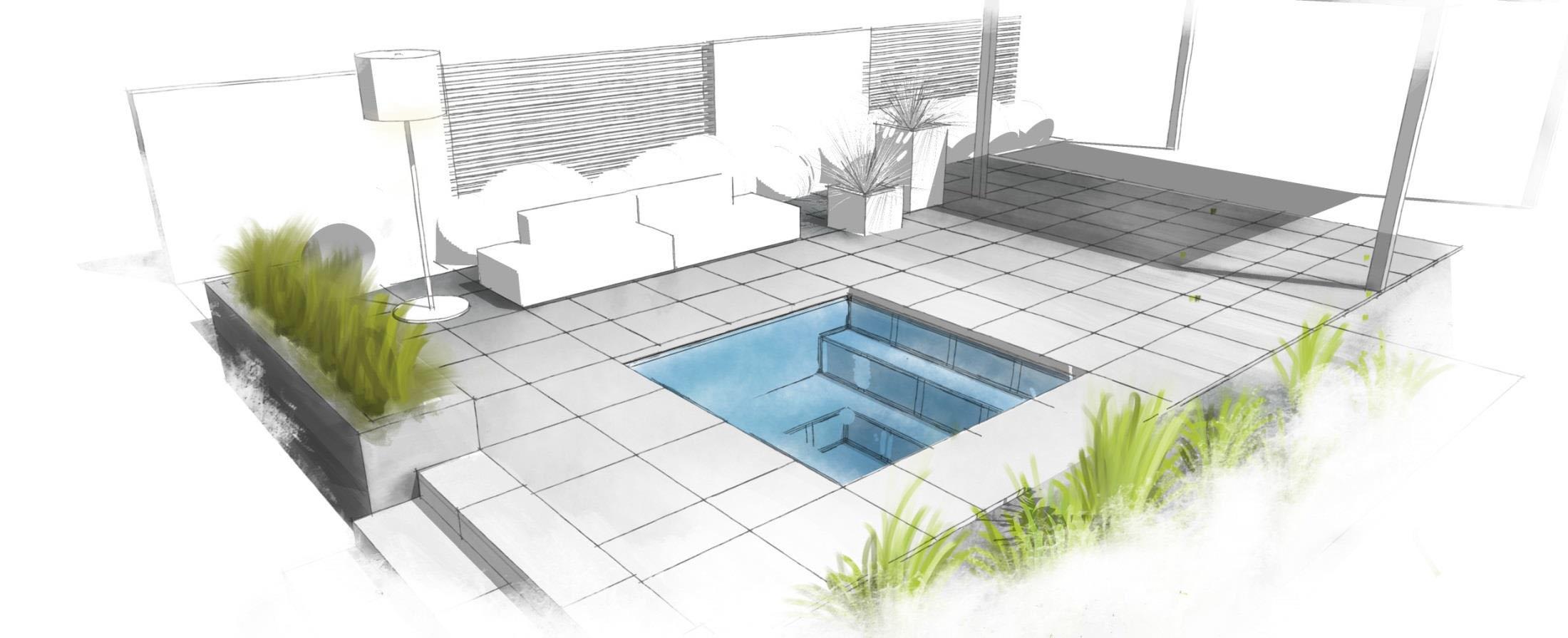 Pools Fur Kleine Garten Und Terrassen Entspannung Und